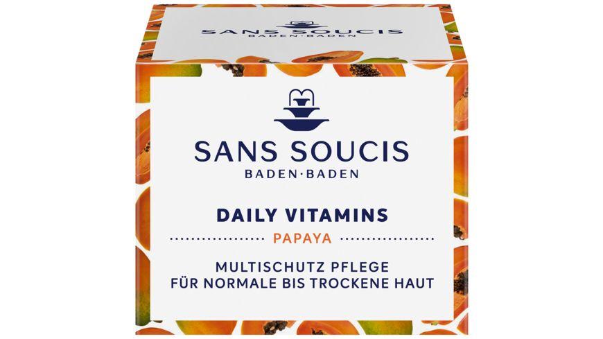 SANS SOUCIS Daily Vitamins Papaya Multischutzpflege