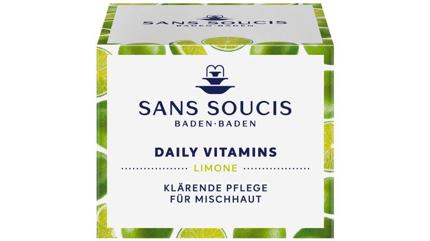 SANS SOUCIS Daily Vitamins Limone Klaerende Pflege