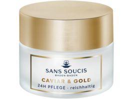 SANS SOUCIS Caviar Gold 24h Pflege reichhaltig