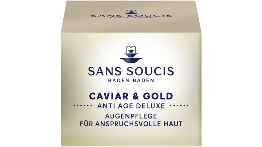 SANS SOUCIS Caviar Gold Augenpflege