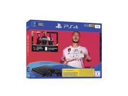 PS4 Konsole 1TB FIFA 20 und 2 Kontroller PS4 P3