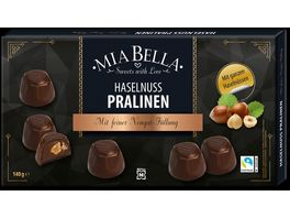 Mia Bella Haselnuss Praline