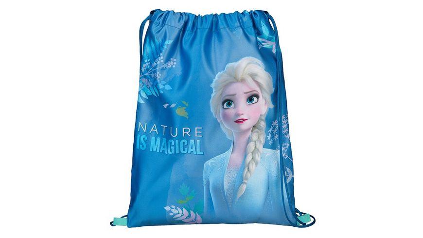 Scooli CAMPUS FIT PRO Schulranzen Set 6teilig Frozen 2