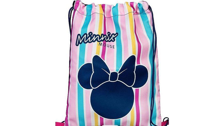 Scooli CAMPUS FIT PRO Schulranzen Set 6teilig Minnie Mouse
