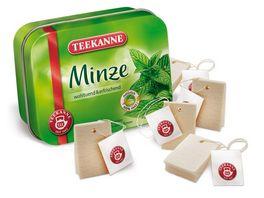 Erzi Kaufmannsladen Tee von Teekanne in der Dose