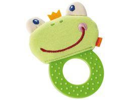 HABA Beisskerl Frosch