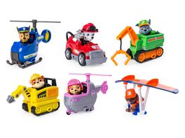 Spin Master Paw Patrol Ultimate Rescue Mini Vehicles 1 Stueck sortiert