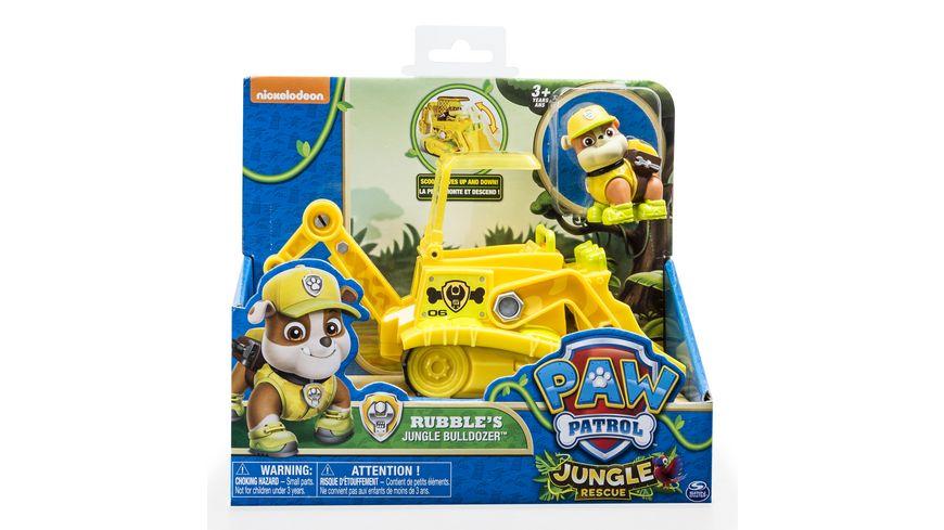 Spin Master Paw Patrol Rubbles Dschungelfahrzeug