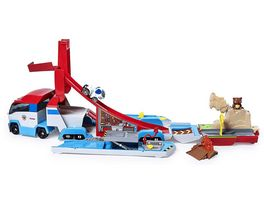 Spin Master Paw Patrol True Metal Launch N Haul Paw Patroller
