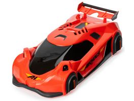 Spin Master Air Hogs Zero Gravity Laser Car Red