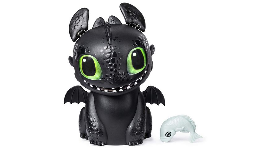 Spin Master Dragons Hatching Toothless