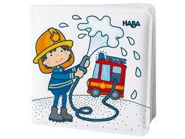 HABA Zauber Badebuch Feuerwehr