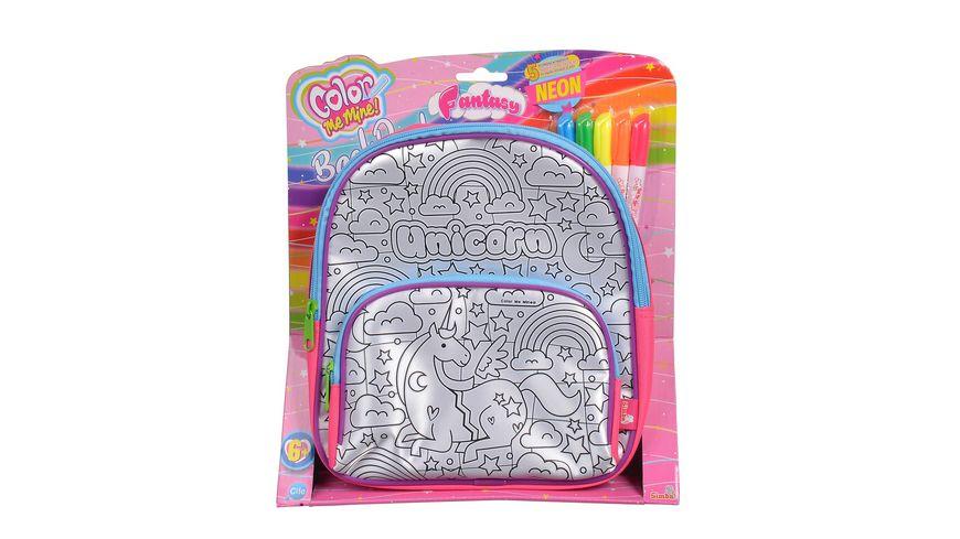 Simba Color me Mine Fantasy Back Pack