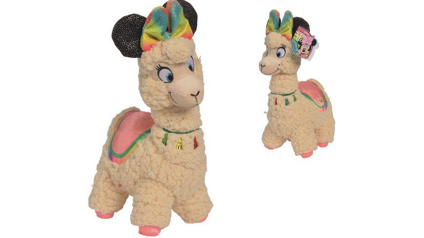 Simba Disney Minnie Lama Pluesch 25 cm