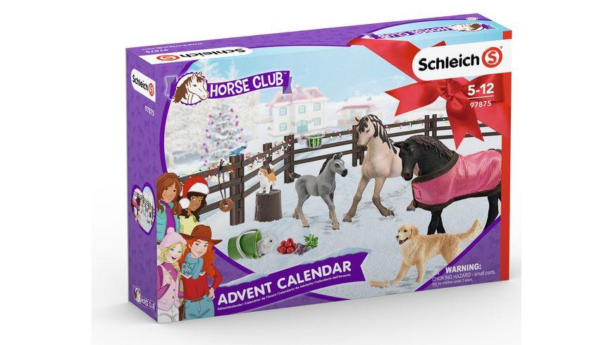 Schleich 97875 Horse Club Adventskalender