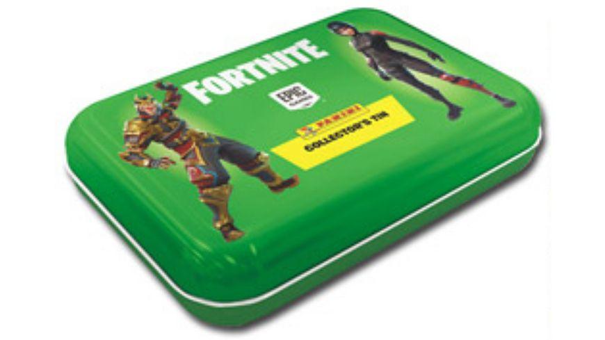 Panini Fortnite Trading Cards Serie 1 Pocket Tin Dose
