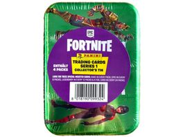 Panini Fortnite Trading Cards Serie 1 Pocket Tin Dose