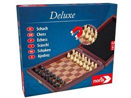 Noris Spiele Deluxe Reisespiel Schach