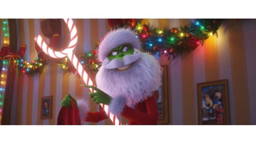 Der Grinch 2018 Weihnachts Edition