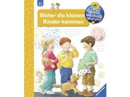 Wieso Weshalb Warum SW900 Band 13 Woher die kleinen Kinder kommen