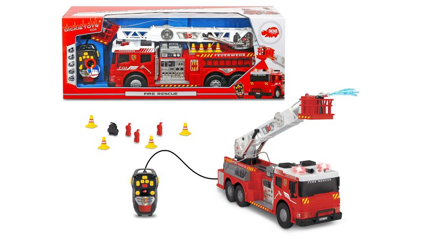 Dickie S O S Fire Rescue