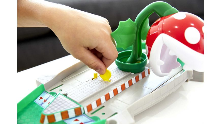 Mattel Hot Wheels Mario Kart Piranhapflanzen Trackset