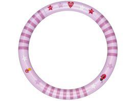 Die Spiegelburg Ringrassel BabyGlueck rosa