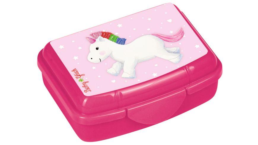 Die Spiegelburg Mini Snackbox Einhorn BabyGlueck