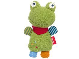 sigikid Rassel Flecken Frog