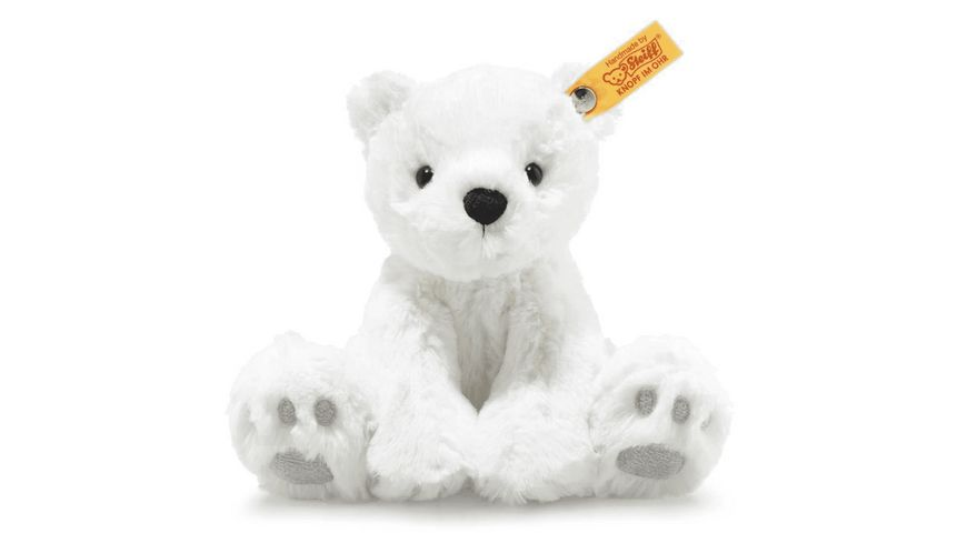 Steiff Soft Cuddly Friends Lasse Eisbaer 18 cm