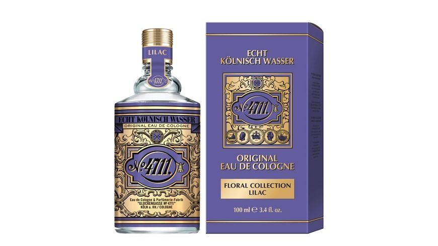 4711 Floral Collection Lilac Eau de Cologne