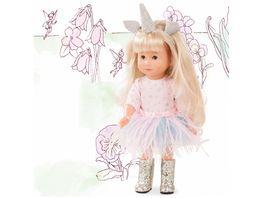 Goetz Mia Einhorn 27 cm Just Like Me im zauberhaften Einhorn Outfit