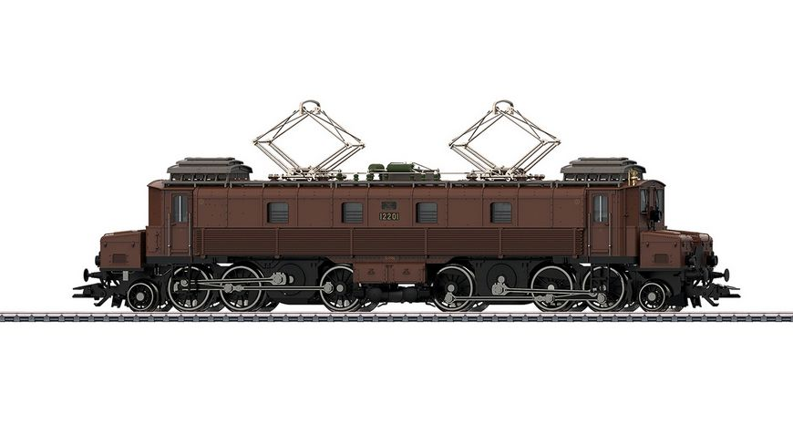 Maerklin 39520 Elektrolokomotive Serie Fc 2x3 4