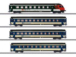 Maerklin 42175 Schnellzugwagen Set EW IV