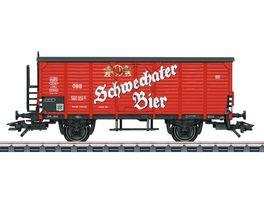 Maerklin 48937 Bierkuehlwagen