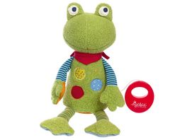 sigikid Spieluhr Flecken Frog