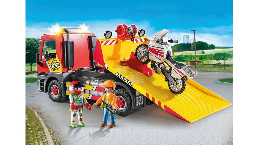 PLAYMOBIL 70199 City Life Abschleppdienst
