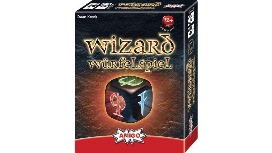 Amigo Spiele Wizard Wuerfelspiel