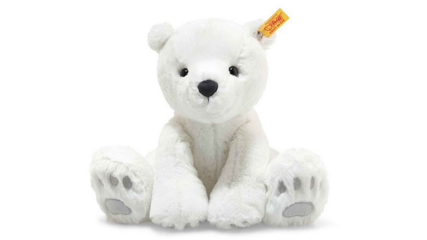 Steiff Soft Cuddly Friends Lasse Eisbaer 28 cm