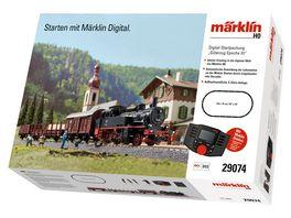 Maerklin 29074 Digital Startpackung Gueterzug Epoche III 230 Volt