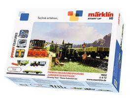 Maerklin 78652 Maerklin Start up Themen Ergaenzungspackung Landwirtschaftszug