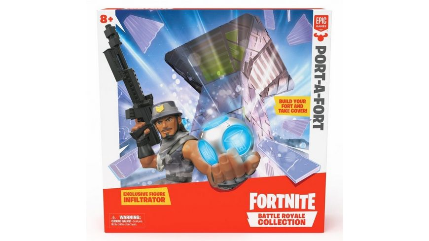 BOTI Fortnite Series 2 Port A Fort Display eingestellt