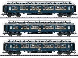 Maerklin 42791 Schnellzugwagen Set 2 Simplon Orient Express