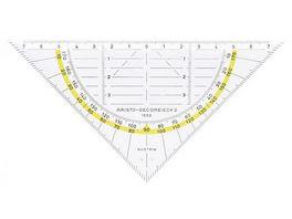 ARISTO Geometrie Dreieck 16cm