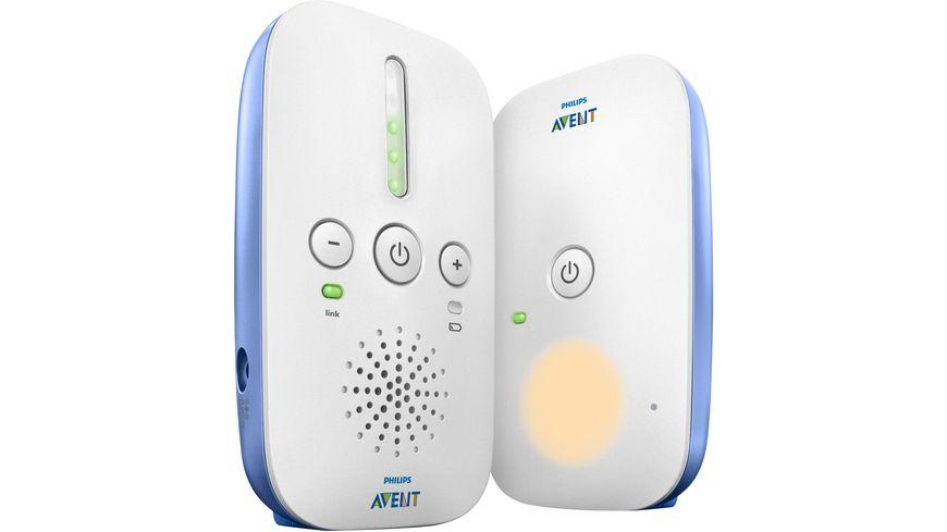 PHILIPS Avent Audio Monitors DECT-Babyphone SCD501/00