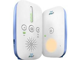 PHILIPS Avent Audio Monitors DECT Babyphone SCD501 00