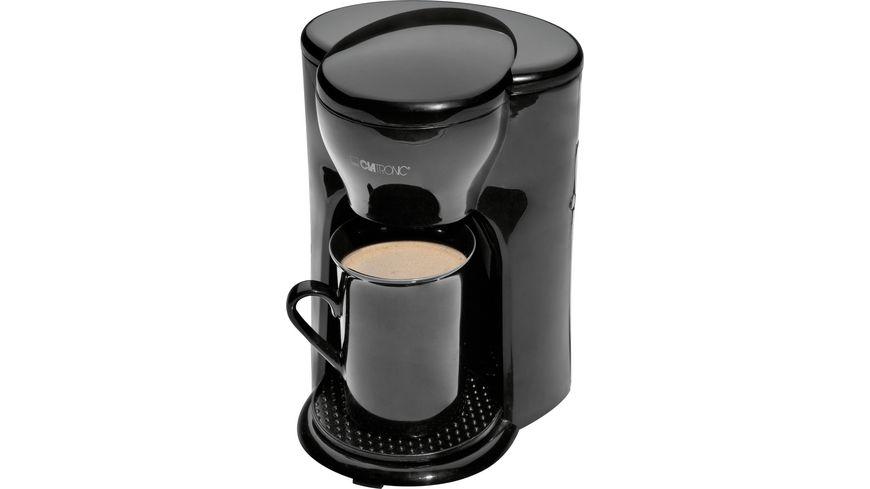 CLATRONIC 1 Tassen Kaffeemaschine KA 3356