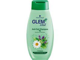 Schwarzkopf GLEM vital Shampoo 7 Kraeuter
