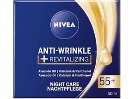 NIVEA Anti Falten Vitalitaet Nachtcreme 55