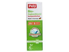 Pely Bio Zugbandbeutel 20 Liter